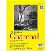 CHARCOAL PAD STRATH 9X12 32SH 64LB TAPE 330-109-DISC