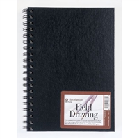 FIELD DRAWING BOOK STRATHMORE HB 9X12 SPIRAL 50SH 80LB 407-9