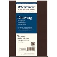 SOFTCOVER DRAWING/JOURNAL 7.75X9.75 Inches 96SH 482-7