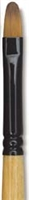 BRUSH 206FIL 10 FILBERT BG 12244