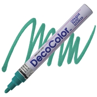 PAINT MARKER DECO BROAD 73 TEAL UC300S-73