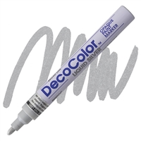 PAINT MARKER DECO BROAD SILVER UC300S-SV