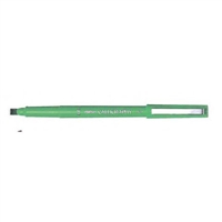 CALLIGRAPHY MARKER F GREEN 6000-S 600406