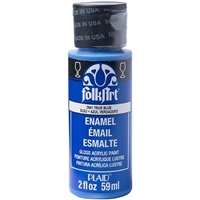 ENAMEL TRUE BLUE 2OZ 2841