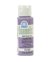 ENAMEL PURPLE LILAC 2OZ 4028