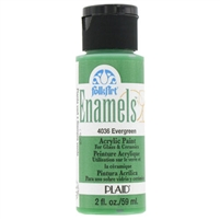 ENAMEL EVERGREEN 2OZ 4036