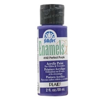 ENAMEL PERFECT PURPLE 2OZ 4142
