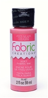 FABRIC PAINT CREATIONS HOT PINK 2 OZ 25976