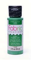 FABRIC PAINT CREATIONS SHAMROCK 2 OZ 25988