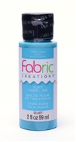 FABRIC PAINT CREATIONS AQUA 2 OZ 25991