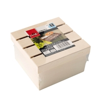 WOOD SQUARE PALLETE BOX 90525E