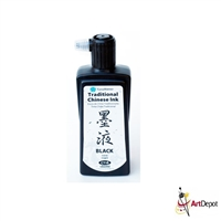 INK YASUTOMO CHINESE BLACK 180 ML YOCY18