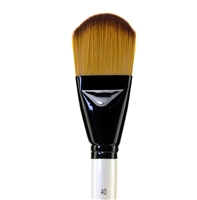 BRUSH XL SOFT SYNTHETIC FILBERT 40 RS255267040
