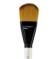 BRUSH  XL SOFT SYNTHETIC FILBERT 50 RS255267050
