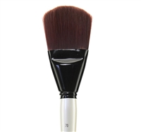 BRUSH XL STIFF SYNTHETIC FILBERT 70 RS255268070