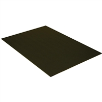 FOAMBOARD 20X30 BLACK/BLACK VALUE 5511