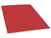 FOAMBOARD 20 X 30 RED 5544