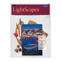 BOOK LIGHTSCAPES IN OIL HT278