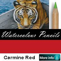 WC PENCIL PRISMACOLOR CARMINE RED cod.WC2926