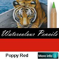 WC PENCIL PRISMACOLOR POPPY RED cod.WC2922