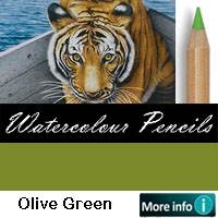 WC PENCIL PRISMACOLOR OLIVE GREEN cod.WC2911