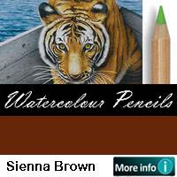 WC PENCIL PRISMACOLOR SIENNA BROWN cod.WC2945