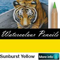 WC PENCIL PRISMACOLOR SUNBURST YELLOW cod.WC2917