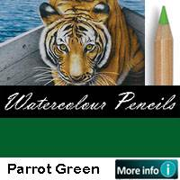 WC PENCIL PRISMACOLOR PARROT GREEN cod.WC21006-Disc