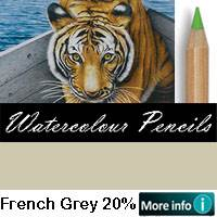 WC PENCIL PRISMACOLOR FRENCH GREY 20% cod.WC21069-DISC