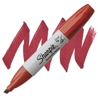 MARKER SHARPIE CHISEL RED 38283