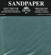 SANDING PAPER PACK 6 ASS 0010600-disc