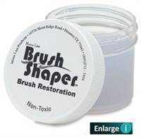 BRUSH SHAPER 2OZ JAR 0013304