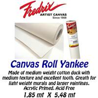 CANVAS ROLL YANKEE 73 INCHES X 6 YARDS 1015