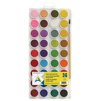 WATERCOLOR SET AA 36 COLOR AA1113