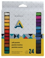 PASTEL SET AA SOFT PASTEL 24 COLOR AA1160