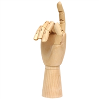 MANIKIN HAND RIGHT 12 inches AA3212