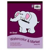 WC AND MARKER PAD KDS 9X12 40CT 104615