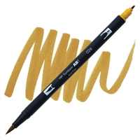 MARKER TOMBOW DUAL BRUSH 026 YELLOW GOLD TB56503