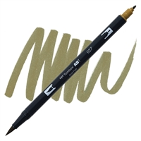 MARKER TOMBOW DUAL BRUSH 027 DARK OCHRE TB56504