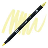 MARKER TOMBOW DUAL BRUSH 062 PALE YELLOW TB56507