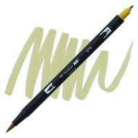 MARKER TOMBOW DUAL BRUSH 076 GREEN OCHRE TB56509