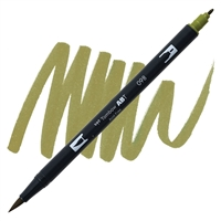 MARKER TOMBOW DUAL BRUSH 098 AVOCADO TB56512