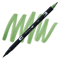 MARKER TOMBOW DUAL BRUSH 158 DARK OLIVE TB56516