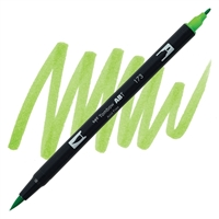 MARKER TOMBOW DUAL BRUSH 173 WILLOW GREEN TB56518