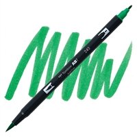 MARKER TOMBOW DUAL BRUSH 245 SAP GREEN TB56527