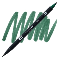 MARKER TOMBOW DUAL BRUSH 249 HUNTER GREEN TB56528