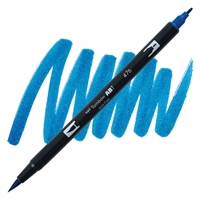 MARKER TOMBOW DUAL BRUSH 476 CYAN TB56553
