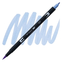 MARKER TOMBOW DUAL BRUSH 553 MIST PURPLE TB56563