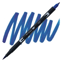 MARKER TOMBOW DUAL BRUSH 555 ULTRAMARINE TB56564