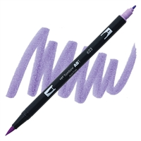 MARKER TOMBOW DUAL BRUSH 623 PURPLE SAGE TB56570